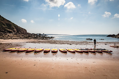 Destination Jersey: Triathletes + Paddleboards = ?
