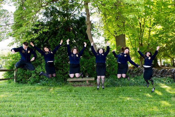 FFA officers_Rosehill Manor Park
