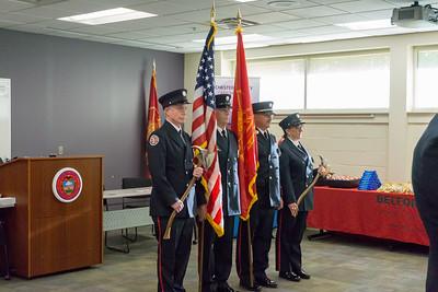 Summer 2019 Firefighter 1 Graduation