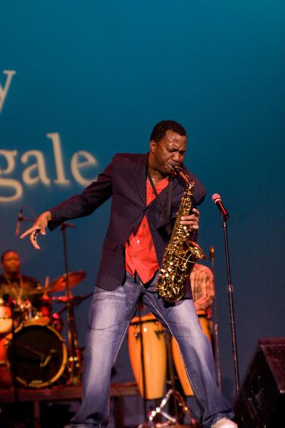 Kenny Nightingale Jazz Concert - Nov 2009