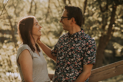 Julia & Matt Engagement