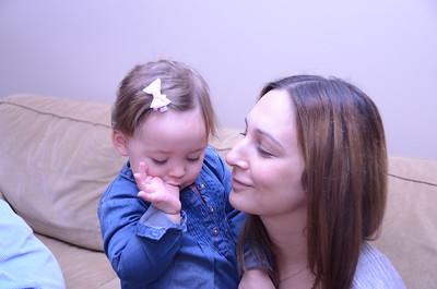Quinn First Birthday 2-15-15