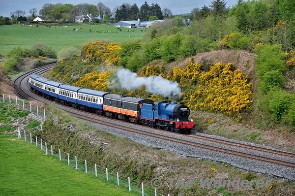 RPSI: South Munster Railtour