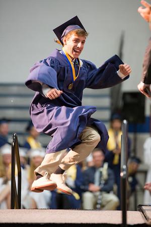 Bow HS Graduation 2014