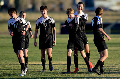 Photos: Silver Creek Vs. Greeley West Boys Soccer 4/9/21