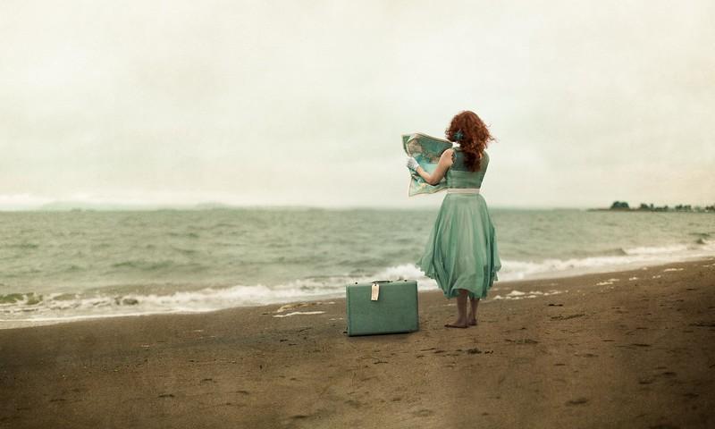 """leaving Home"" by Sam Breach"