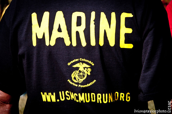 USMC Mud Run