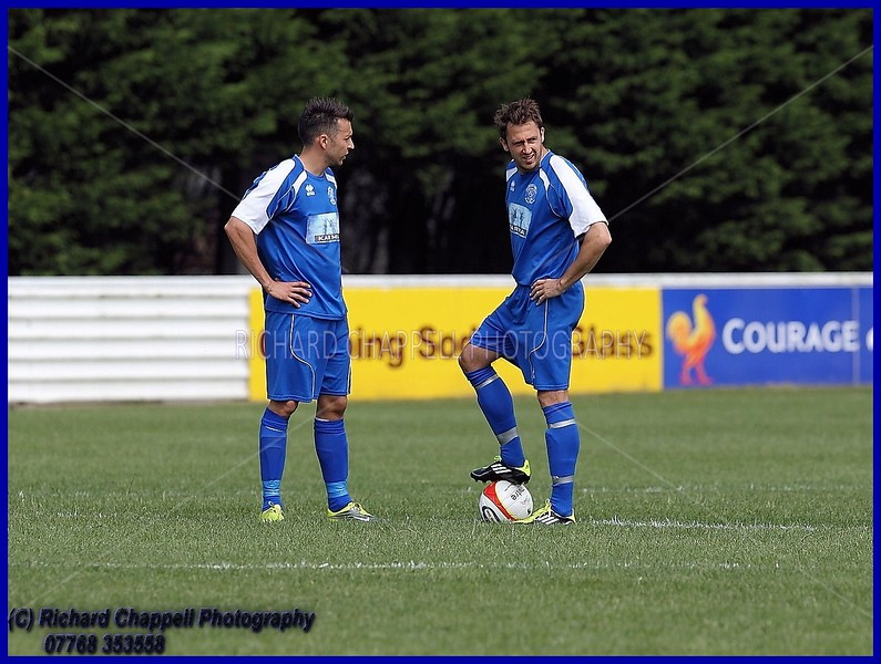 CHIPPENHAM TOWN V YATE TOWN FRIENDLY