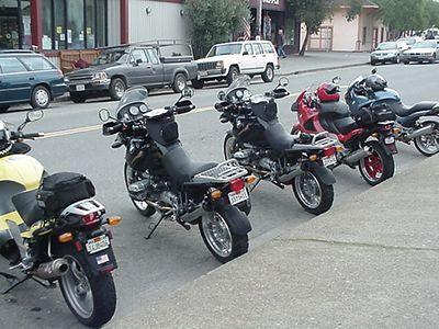 Bay Area rides