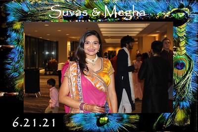 Suvas and Megha's Wedding 6/21/2021