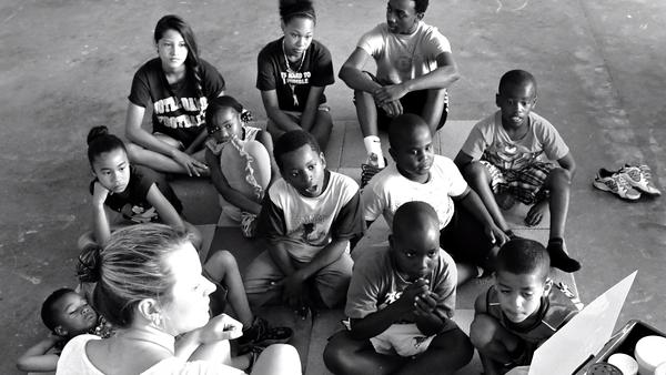 Norwalk Grassroots Tennis Summer Camp Program 2014 video