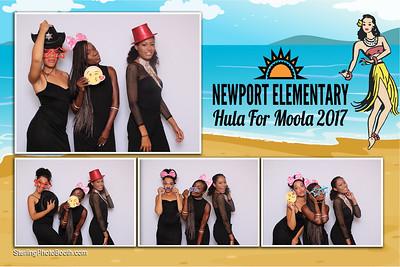 Newport Elementary Hula For Moola