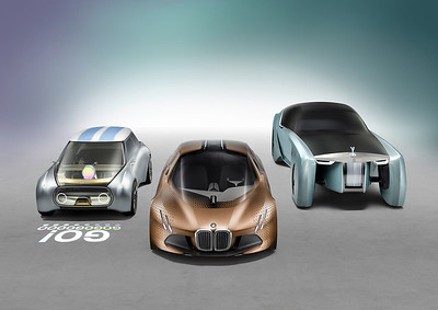 BMW Group. THE NEXT 100 YEARS. 06 16 2016