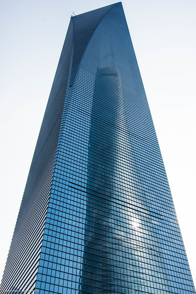 Pudong Reflections