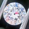 2.08ct Old European Cut Diamond GIA J VVS2 6