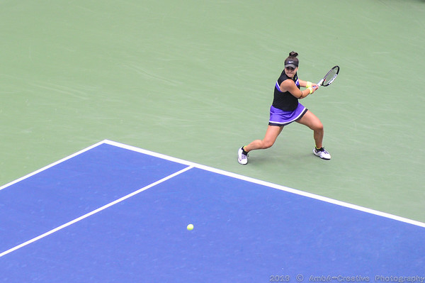 2019 US Open : Women's Finals