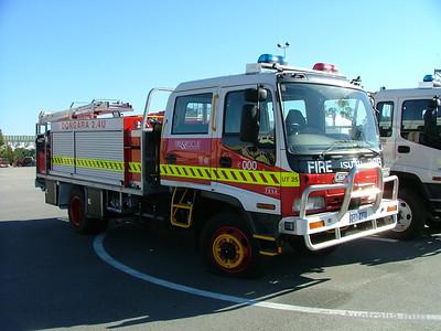 Fire & Rescue WA - Dongara