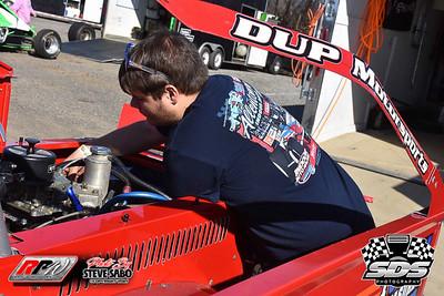 Grandview Speedway - Practice - 3/27/21 - Steve Sabo