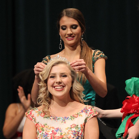 Miss Forestview 2016