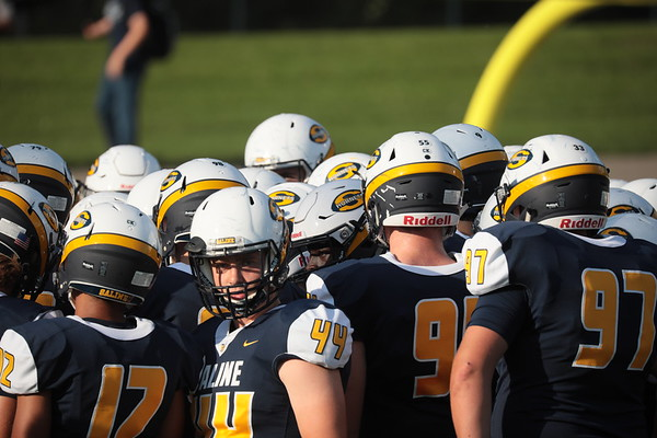 Saline Football vs Chippewa Valley 2018