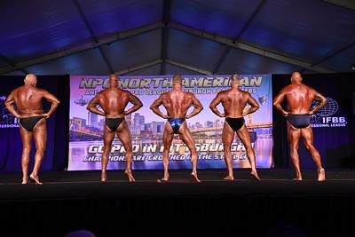 Men's BB 60+ Heavyweight