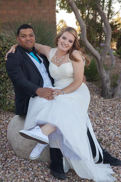 Mr. & Mrs Cisneros'