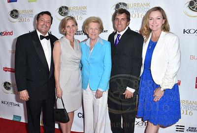 2016 Burbank International Film Festival - Marshall Award - Opening Night