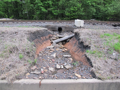 Flash Flooding, McAdoo (5-26-2012)