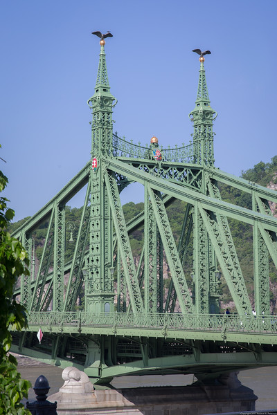 Budapest's Liberty Bridge