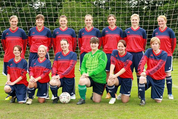 Exning Ladies 4-1 Isleham (2012-2013)