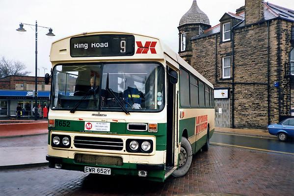 22nd February 1991: Leeds