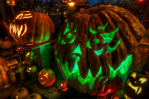 2011 Roger Williams Zoo Jack-O-Lantern Spectacular