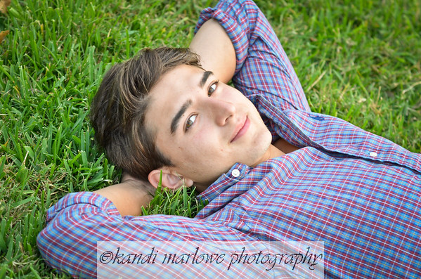 Josh's Senior Photos