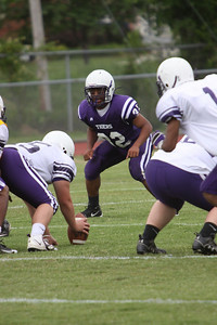 Purple White Game 2009