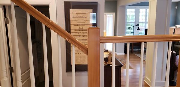 Russ & Karen's Stairway Remodel