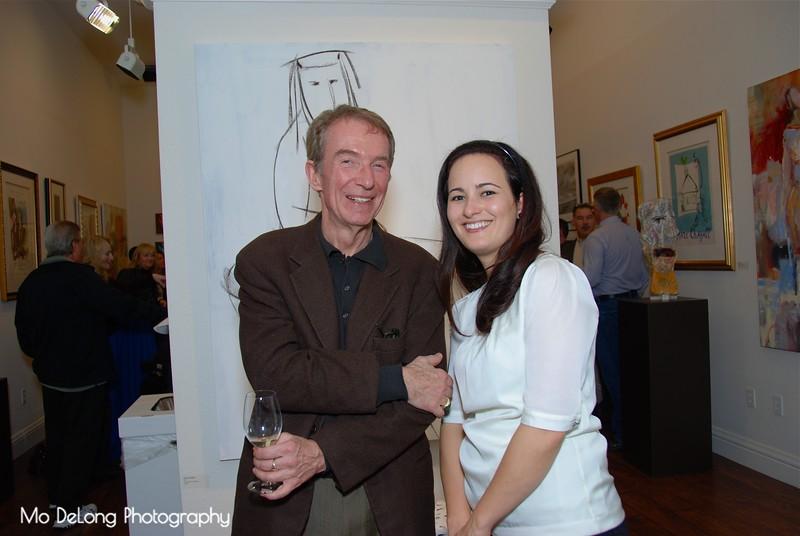 Dr. Milton Estes and Poliana Vantassell.jpg