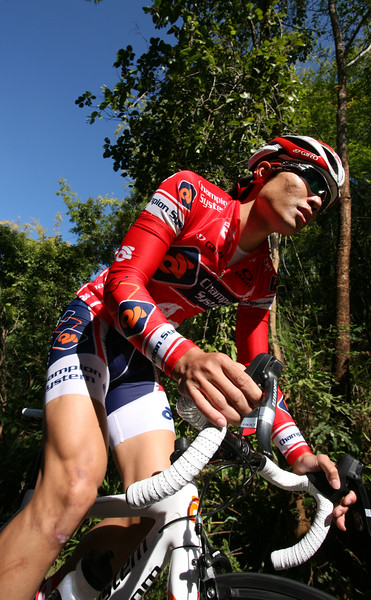Champion System team training camp and launch, Chiang Mai, Thailand, 2011. Hong Kong national Champion Tang Wang Yip