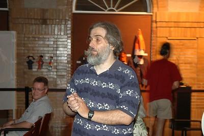 Eric Grayson at Garfield Park Arts Center