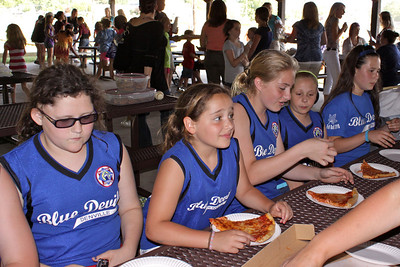 15 June 2011 - Pizza Party