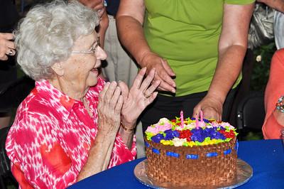 2011 Ruth's Birthday