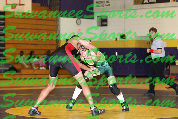 Suwannee High School Wrestling 2009-10