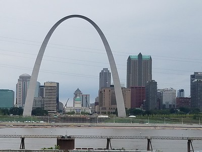 "St Louis, MO   ""The Arch"""