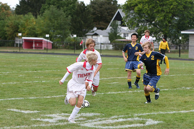 Boys JV Soccer - 2006-2007 - 9/9/2006 North Muskegon