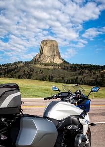 Devils Tower Moto Tour 2016.06