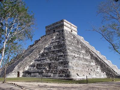 2011 - Mexico: Yucatan Peninsula