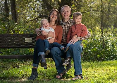 Trent Tangen Family