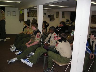 Troop Meeting - Apr 11