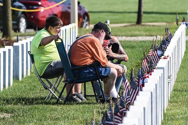 2018-05-28 - Jefferson Barracks on Memorial Day