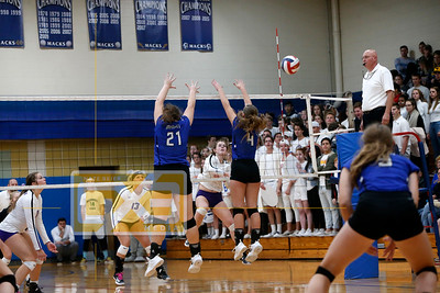 D4 SectS - Clayton vs McDonell VB17
