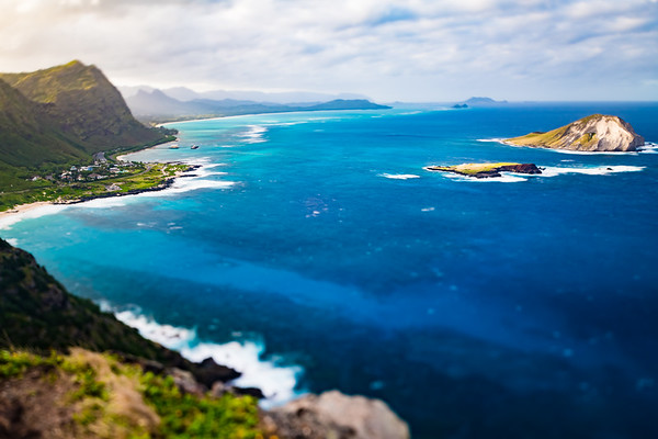 Makapu'u Lookout Lighthouse and Trail